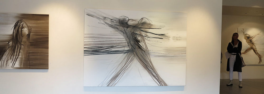 Utstilling i galleri Zink
