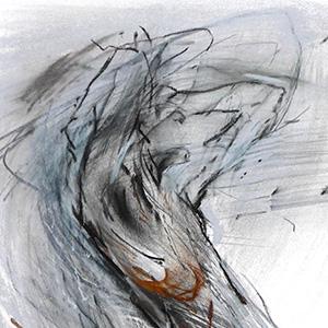 Nytt minne, tegning av Runi Langum.